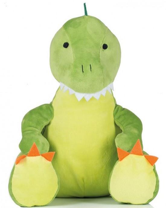 Dino knuffel met naam