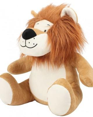 Leeuw knuffel met naam