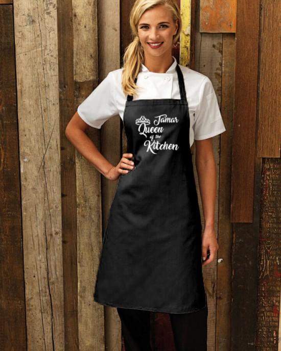 Queen of the kitchen (met je naam)