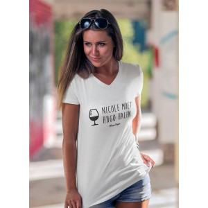 Hugo Halen T-Shirt (met je naam)